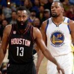 NBA – Le coup bas de Durant envers les Warriors à propos de Harden