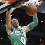 NBA – L'adaptation fulgurante de Jayson Tatum