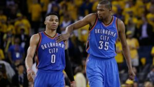 NBA – Le meilleur joueur de chaque franchise sur la décennie 2010 (conf. Ouest)