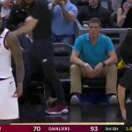 NBA – L'arbitre qui a éjecté LeBron James se justifie