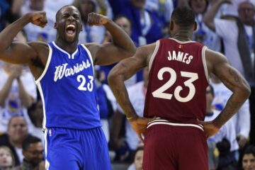 draymond green complimente lebron james