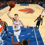 NBA – Top 10 de la nuit : Frank Ntilikina dépose Kristaps Porzingis sur la voie lactée