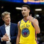 NBA – Le joueur que rêve d'associer Steve Kerr à Klay Thompson