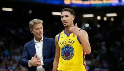 NBA – Des nouvelles de Klay Thompson