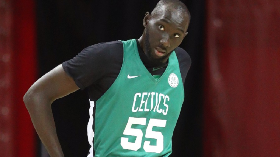 tacko fall pas assuré de jouer en NBA