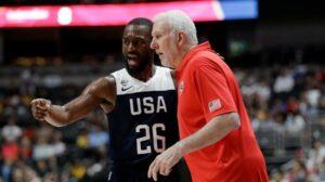 NBA – Le patron de Team USA menace les stars qui se sont défilées cet été