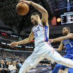 NBA – Dominique Wilkins sur Ben Simmons : «Il est spécial»