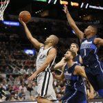 NBA – Retour réussi pour Tony Parker !