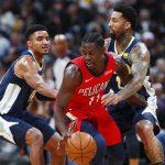 NBA – Top 10 de la nuit : Jrue Holiday lâche un 360 lay-up éblouissant !