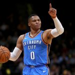 NBA – Top 10 de la nuit : Le dunk colossal de Russell Westbrook !