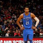 NBA – Top 5 de la nuit : Andre Roberson claque le dunk de la soirée à Mexico !