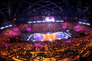 Pro A – All Star Game : Les joueurs sont à l'AccorHotels Arena !