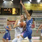 EuroCup Women – Barrages : Les bonnes opérations de Basket Landes et Saint-Amand