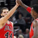 NBA – Bobby Portis et Nikola Mirotic ne se parlent pas en dehors des parquets