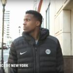 Reportage – Stade 2 : Frank Ntilikina, le prince de New York