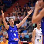 Basket Féminin : La lettre bouleversante de Cecilia Zandalasini