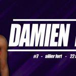 Pro A – Transfert : Damien Inglis rebondit à Strasbourg !