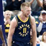 NBA – Top 10 de la nuit : Sans pitié, Domantas Sabonis démonte Eric Moreland !