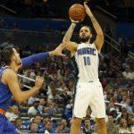 NBA – Les Français de la nuit : Evan Fournier est en grande forme, Frank Ntilikina a du répondant, Joffrey Lauvergne profite des absences pour se montrer