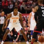 NBA – Le GM des Knicks compare Frank Ntilikina à une éponge
