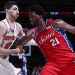 NBA – Highlights : Enes Kanter et Joel Embiid brillent lors du premier match du Christmas Day