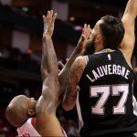 NBA – Les Français de la nuit : Joffrey Lauvergne au top du top, Nicolas Batum profite de sa maladresse pour distribuer pas mal de caviars !