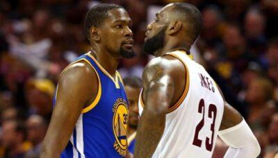 NBA – « Même avec LeBron dans mon équipe, je ne voulais pas affronter Kevin Durant ! »