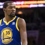 NBA – Kevin Durant ne jouera pas cette nuit face aux Rockets !