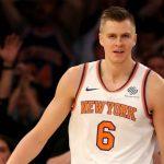 NBA – Kristaps Porzingis veut les playoffs et rien d'autre