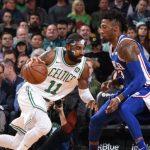 NBA – Kyrie Irving réfléchit plus rapidement que les autres dans le quatrième quart-temps selon lui
