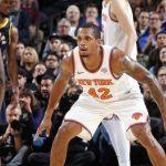 NBA – Lance Thomas prêt à assumer son rôle de leader
