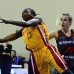 EuroLeague Women – Vidéo : Le double double d'Olivia Époupa face à Villeneuve d'Ascq