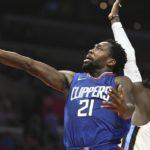 NBA – Les Clippers vont pouvoir recruter un joueur après la blessure de Patrick Beverley