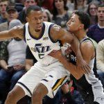 NBA – Utah décroche une victoire largement méritée face aux Spurs