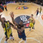 Euroleague – Top 10 de la J11 : L'axe 1-5 de Barcelone c'est made in France !
