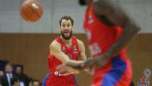 VTB League – «Chacho» Rodriguez quitte le CSKA, Strelnieks arrive !