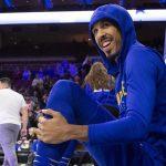NBA – Shaun Livingston veut rapidement oublier l'incident avec l'arbitre
