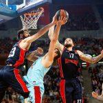 Euroleague – Récap J14 : L'Olympiacos s'en sort de justesse, Vitoria résiste au retour du Barça !