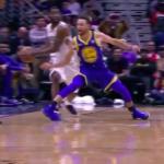 NBA – Vidéo : La blessure de Stephen Curry à la cheville face aux Pelicans