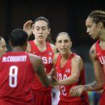 Basket Féminin – Les 29 membres de la Team USA