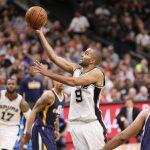 NBA – Les Français de la nuit : Tony Parker toujours en forme, Joffrey Lauvergne titulaire, Frank Ntilikina on se demande pourquoi il ne l'est pas