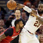 NBA – Top 10 de la nuit : LeBron James, le Titan parmi les mortels