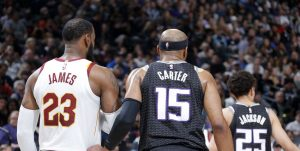 NBA – Highlights : Un Vince Carter éternel vient à bout des Cavaliers