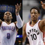 NBA – Joueurs de la semaines : Un dinosaure et un marsupilami récompensés !