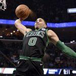 NBA – Top 5 de la nuit : Le spectacle de Jayson Tatum