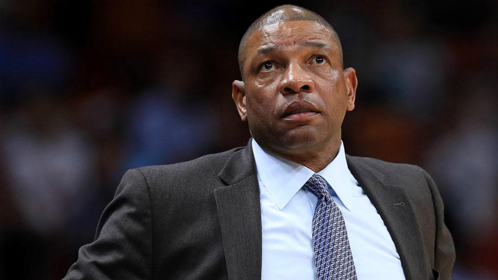 NBA : Doc Rivers n'est plus l'entraîneur des Los Angeles Clippers - Basket - NBA