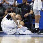NBA – Touché à la cheville, Evan Fournier rejoint l'infirmerie