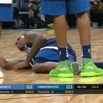NBA – Entorse du genou gauche pour Jeff Teague
