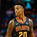 NBA – John Collins lourdement suspendu !