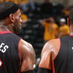 NBA – La seule fois où LeBron et Dwyane Wade ont joué en 1 contre 1…